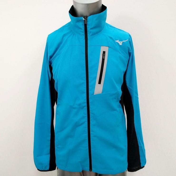 アウトレット M,L,XL(O)サイズのみ ミズノ(mizuno) クロスティック 長袖 トレーニングクロスシャツ 32MC613024 カラー:ディーバブルー スポーツウェ