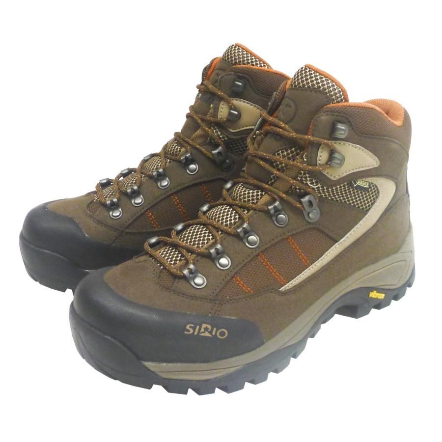 シリオ 登山 靴 滑る
