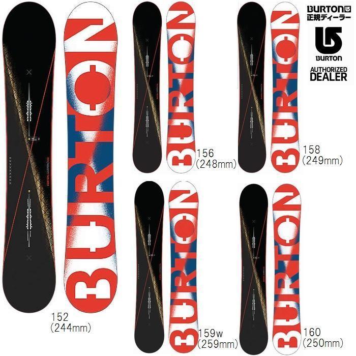 BURTON バートン MENS/メンズ スノーボード 10689102 CUSTOM X カスタム エックス BOARDS The Channel スノボ スノーボード 2015-2016