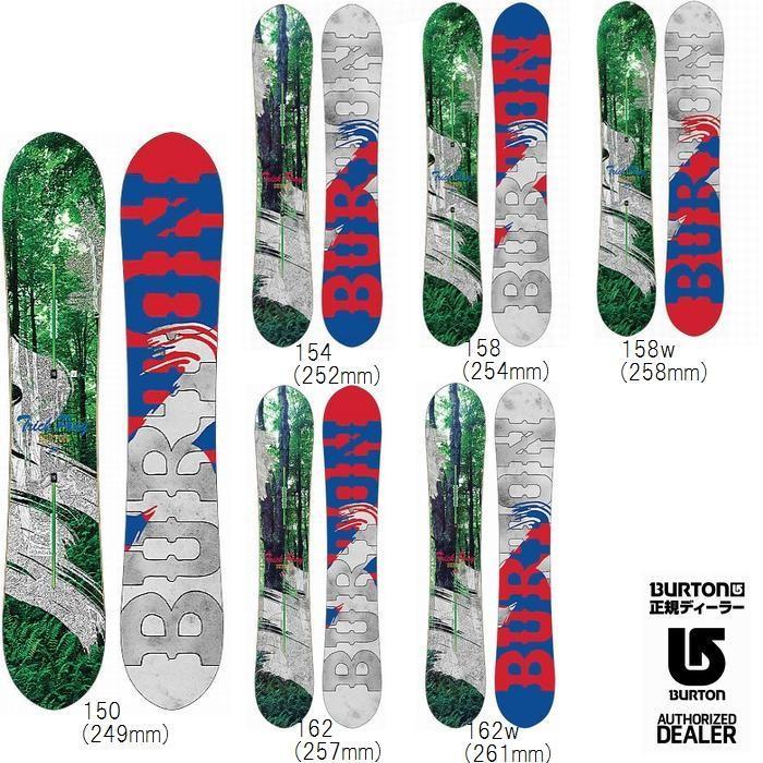BURTON バートン MENS/メンズ スノーボード 10713102 TRICK PONY BOARDS The Channel スノボ スノーボード 2015-2016