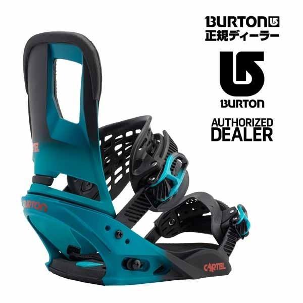 最安値挑戦! BURTON バートン メンズ スノーボード バインディング 10539103 CARTEL Re:Flex 2016 2017 FW グリーン, b-square 1293fba5