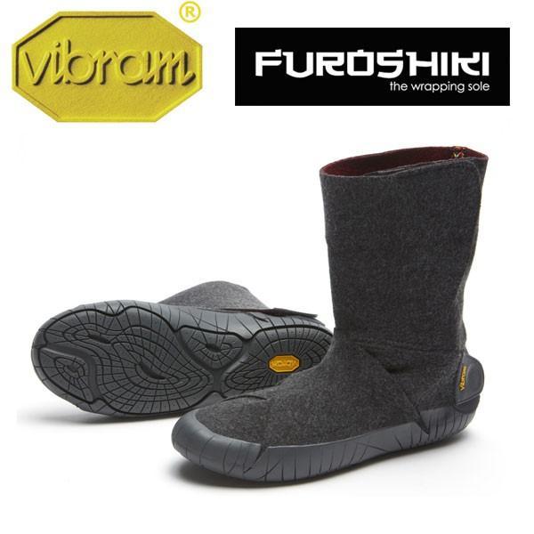 【海外 正規品】 vibram Felt ビブラム Furoshiki Mid Boot_Russian Mid Felt 〔Grey〕(ふろしき ビブラム・包みこむブーツ)/, グローバルタイヤ:0c9c5023 --- airmodconsu.dominiotemporario.com