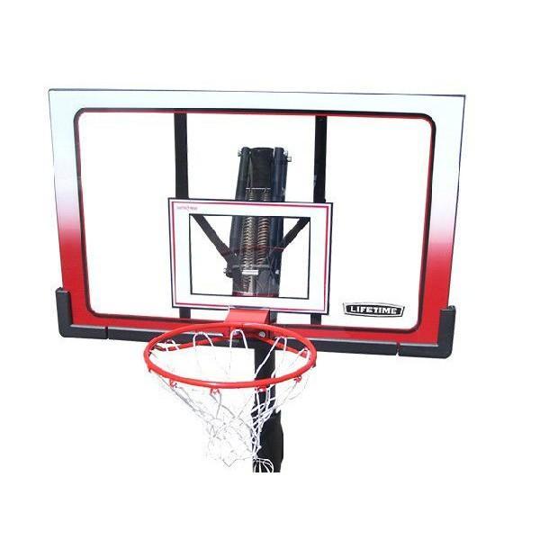 バスケットゴール ライフタイムLT-1558【ポールパッド・ボールリターン付き】|basketgoalcom|05