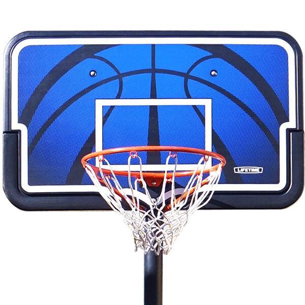 バスケットゴール ライフタイム LT-90268 【バックボードを有効に使った練習可能 北米で特許取得のベースタンク設計】|basketgoalcom|04