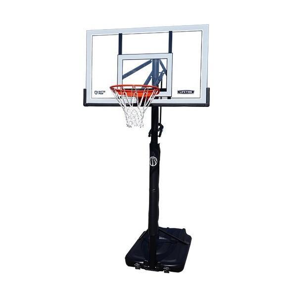 バスケットゴール ライフタイムLT-90600【ポールパッド付き】|basketgoalcom|02