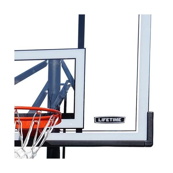 バスケットゴール ライフタイムLT-90600【ポールパッド付き】|basketgoalcom|03