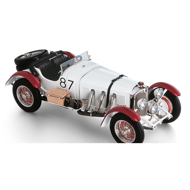 【予約】Mercedes-Benz SSKL, Mille Miglia, 1931  /CMC 1/18 ミニカー