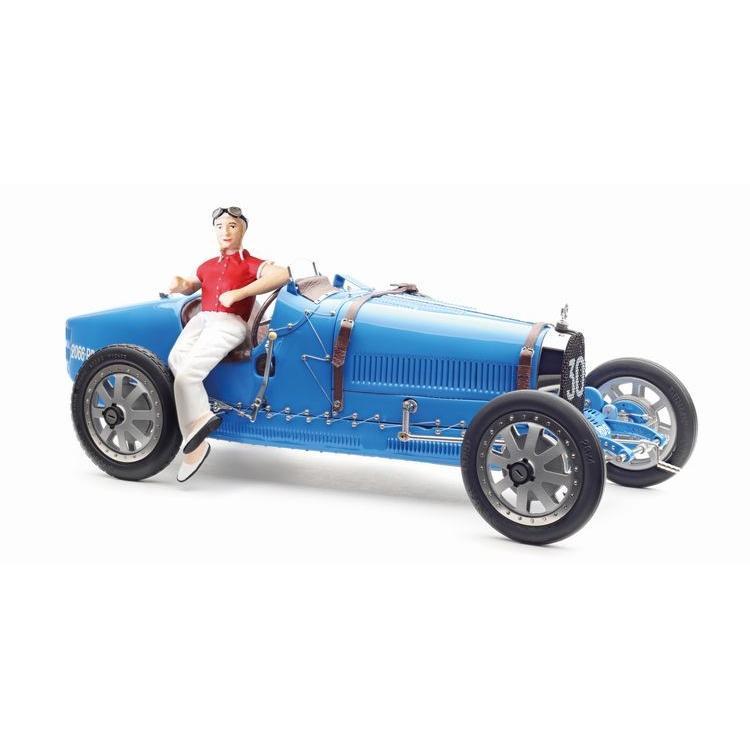 BUGATTI ブガッティ T35 N 30 WITH DRIVER FIGURE 1924  /CMC 1/18 ミニカー