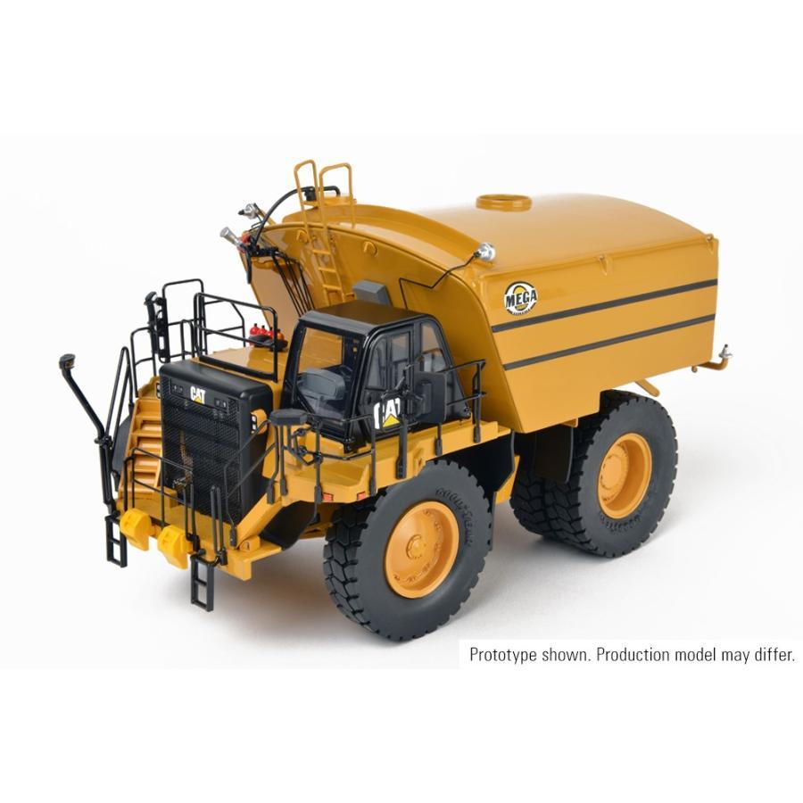 予約2017年発売予定Cat Water Truck with MEGA MTT20 Attachment ダンプトラック /CCM 建設機械模型 工事車両 1/48 ミニチュア
