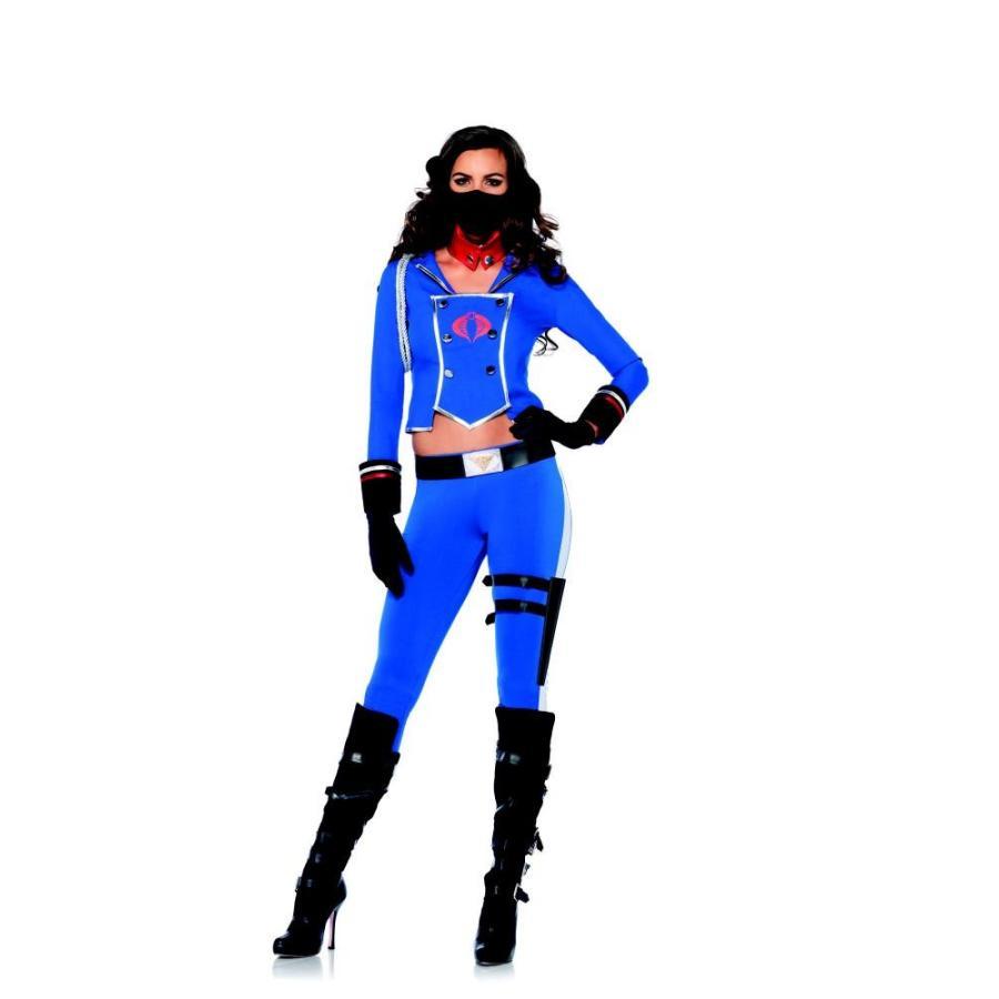 GI85261G.I.ジョー /コブラガール 6点セット セクシー仮装コスチューム コスプレ /LEG AVENUEレッグアベニュー コスプレ・仮装・ハロウィン・女性・大人用