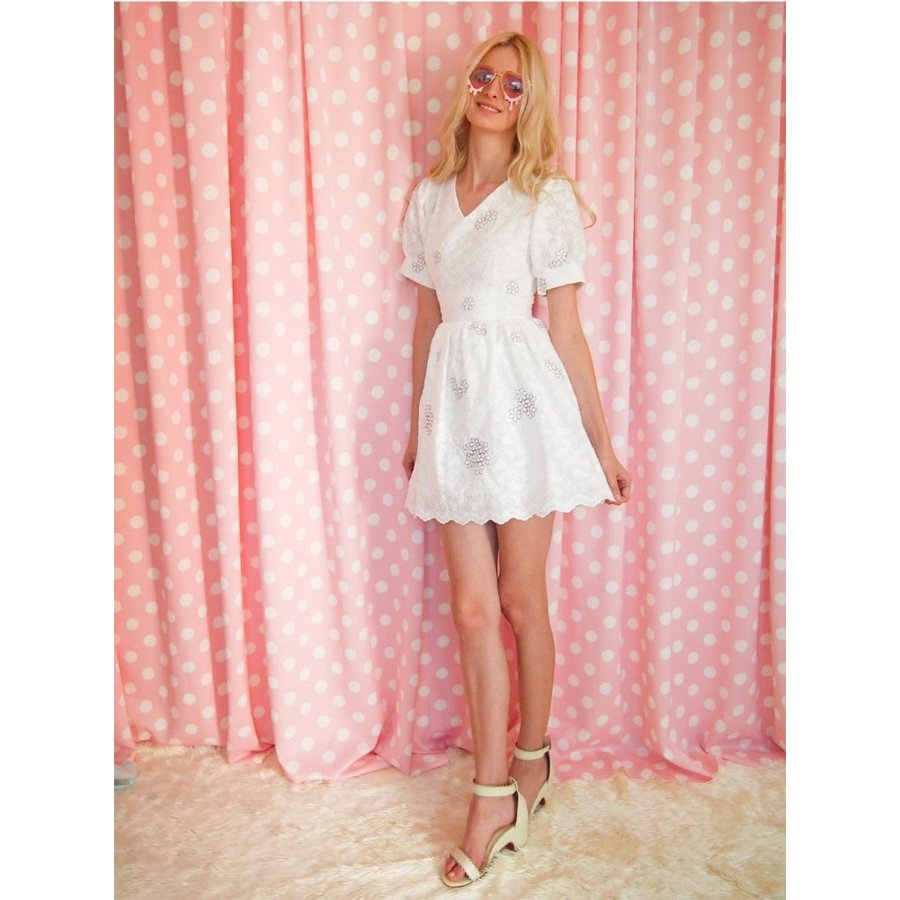 98165261aa6c5 花柄ワンピース 可愛い ドレス ガーリーファッション レディース通販 ...