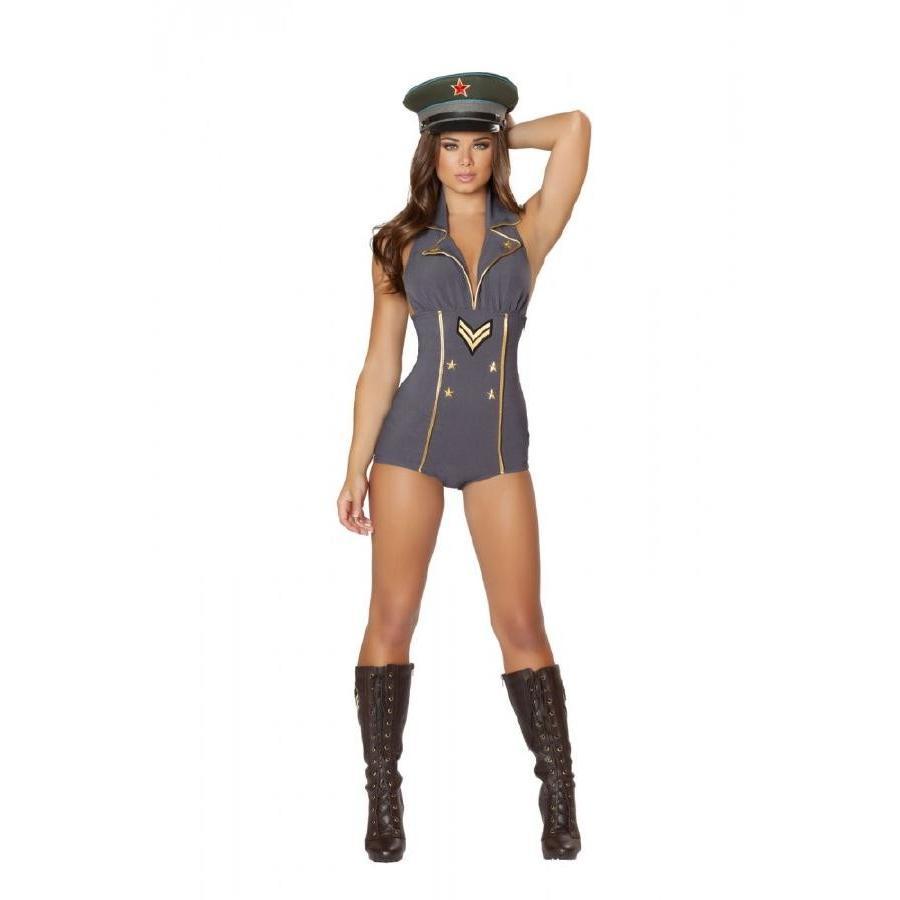4519 Naughty General /ローマコスチューム コスプレ衣装 (二次会、仮装、パーティー、宴会) 女性 大人用