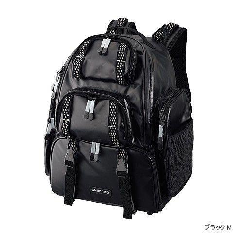 ●シマノ システムバッグXT DP-072K ブラック Mサイズ(74792)