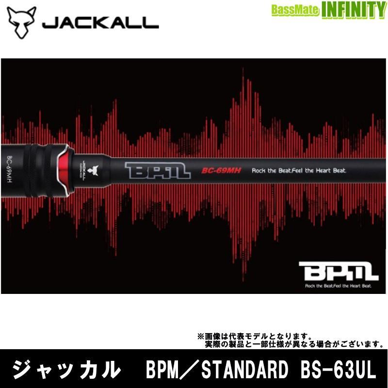 ●ジャッカル BPM STANDARD BS-63UL