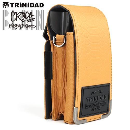 ダーツ ケース トリニダード プレイン クロコ TRiNiDAD Darts Case【PLAIN CROCO】|bat-store|06