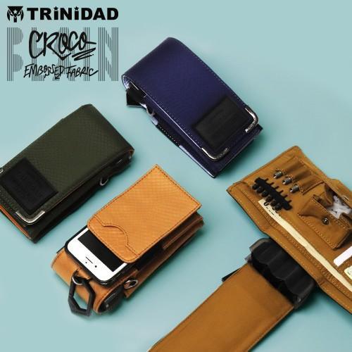ダーツ ケース トリニダード プレイン クロコ TRiNiDAD Darts Case【PLAIN CROCO】|bat-store|07