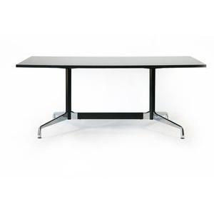 イームズ セグメンテッドベーステーブル イームズテーブル アルミナムテーブル W180×D100×H74cm ブラック ST