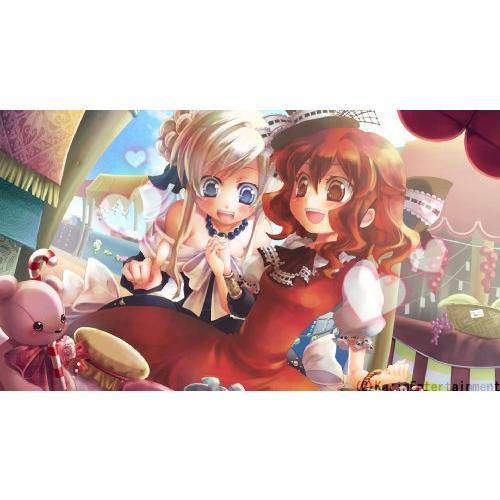 絶対迷宮 グリム 七つの鍵と楽園の乙女(通常版) - PSP bayspring 04