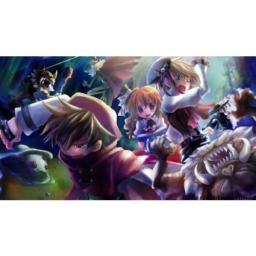 絶対迷宮 グリム 七つの鍵と楽園の乙女(通常版) - PSP bayspring 07