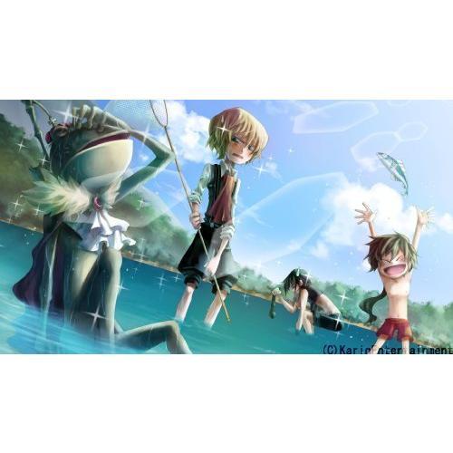 絶対迷宮 グリム 七つの鍵と楽園の乙女(通常版) - PSP bayspring 09