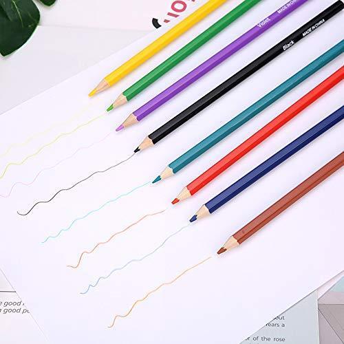 色鉛筆 72色 セット 収納 ケース付き 塗り絵 お絵描き 画材 卒園 入園 入学 プレゼントに|bayspring|04
