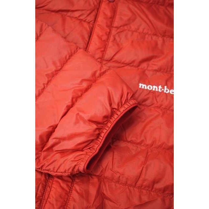 モンベル mont bell スペリオダウンラウンドネックジャケット メンズ L 中古 210203|bazzstore|06