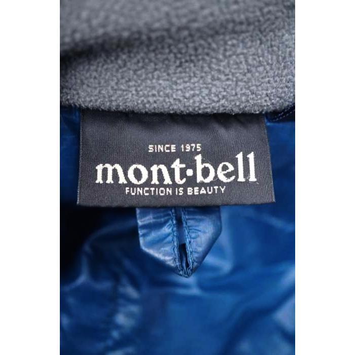 モンベル mont bell ダウンハンテン メンズ S 中古 210319|bazzstore|03