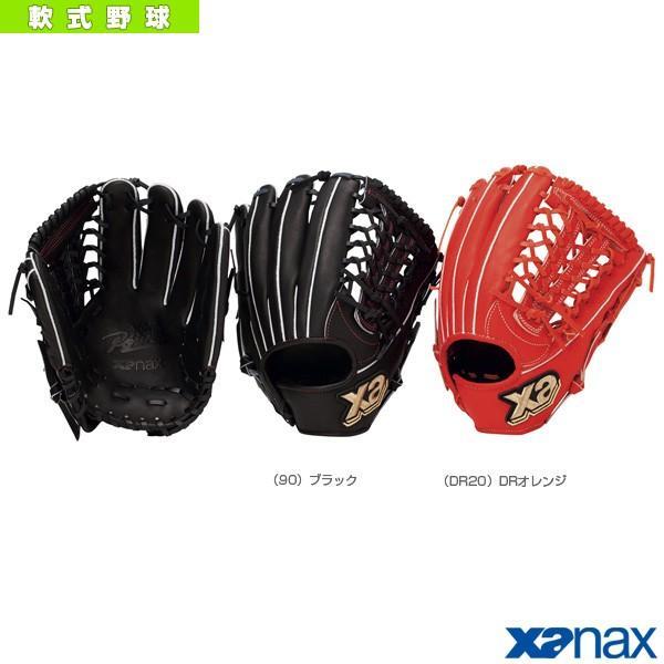 【在庫処分】 ザナックス 軟式野球グローブ Xana Xana ザナックス Power/ザナパワーシリーズ/軟式用グラブ/外野手兼投手用(BRG-7518), アリエチョウ:892fe306 --- airmodconsu.dominiotemporario.com