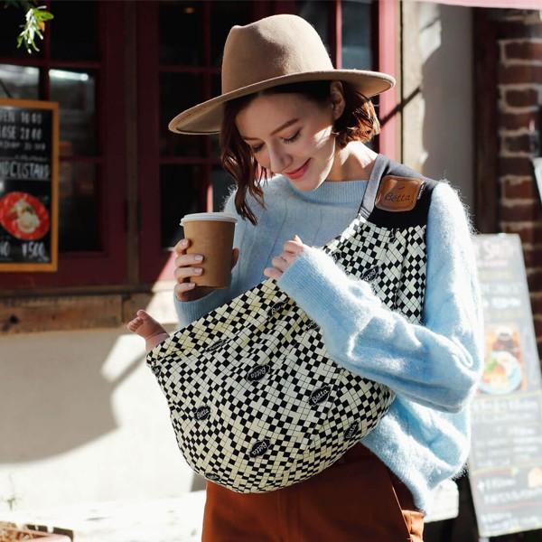抱っこ紐 抱っこひも 新生児 夏 コンパクト スリング ベッタ キャリーミー リニューアル Betta Carry me NEW 送料無料 bb-yamadaya 15