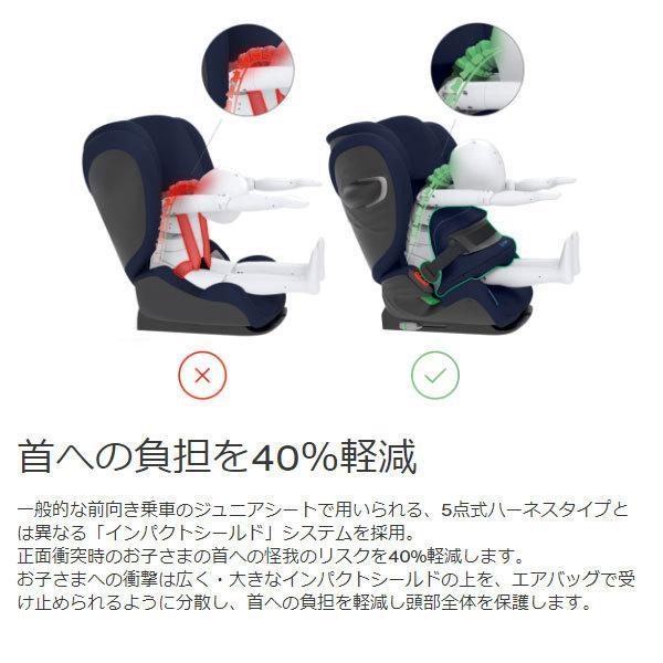 チャイルドシート ジュニアシート ISOFIX 1歳から サイベックス パラス S フィックス シートベルト cybex PALLAS S FIX 送料無料|bb-yamadaya|03