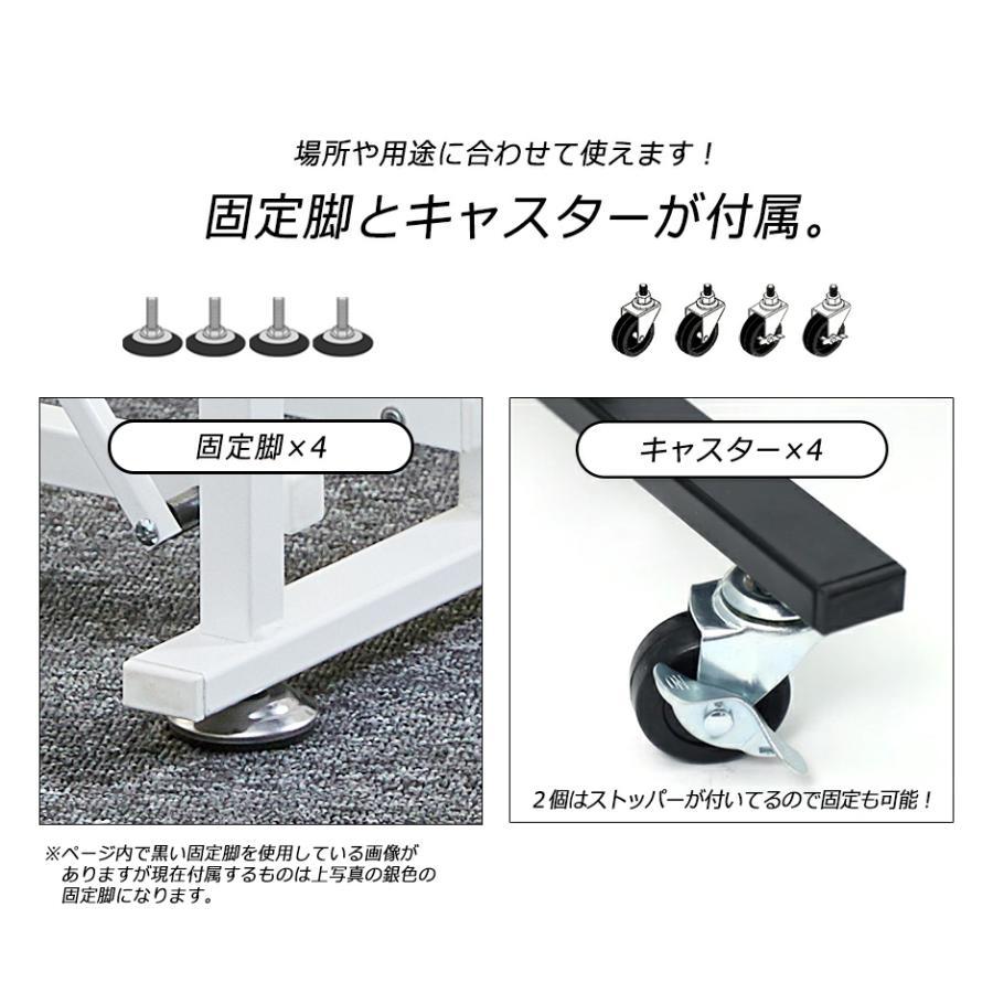 スタンディングデスク 昇降 デスク 在宅 昇降式テーブル 折りたたみ式 高さ調整 キャスター 小さめ コンパクト E-WIN bbest 10