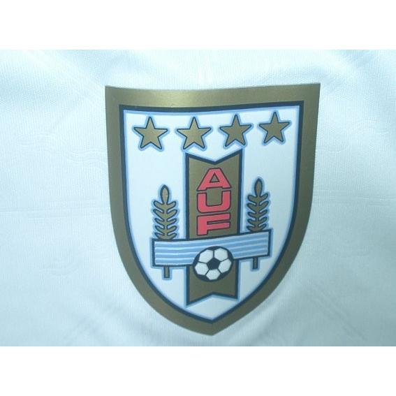 ウルグアイ代表 14 アウェイ 半袖 ユニフォーム PUMA FIFAワールドカップ2014(正規品/メール便可/メーカーコード744324 02)|bbfb|03