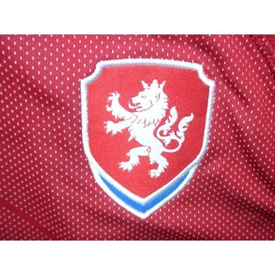 チェコ代表 18 ホーム 半袖 ユニフォーム PUMA(正規品/メール便可/メーカーコード752541 01)|bbfb|02