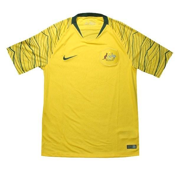 オーストラリア代表 18 ホーム 半袖 ユニフォーム NIKE FIFAワールドカップ2018(正規品/メール便可/メーカーコード893852 739) bbfb