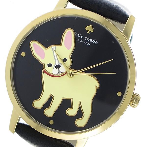 【在庫有】 ケイトスペード KATE SPADE クオーツ レディース 腕時計 KSW1406 ブラック, センチュリーダイレクト 7e99ff9c