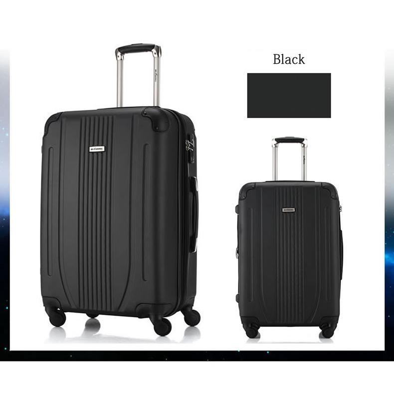 スーツケース 小型 軽量 キャリーバッグ キャリーケース ファスナー ハードケース TSAロック Sサイズ 2泊〜4泊|bbmonsters|16