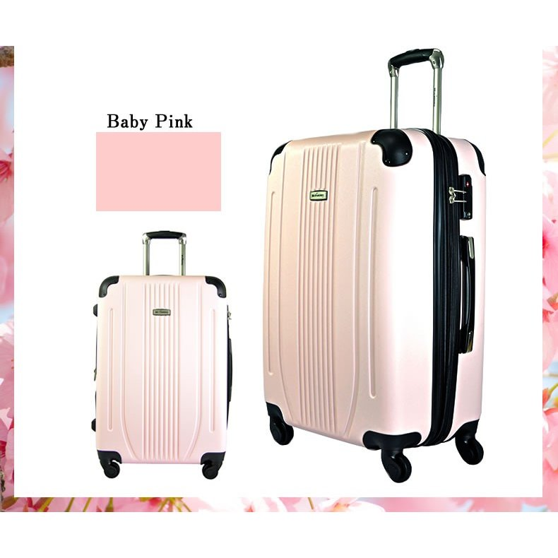 スーツケース 小型 軽量 キャリーバッグ キャリーケース ファスナー ハードケース TSAロック Sサイズ 2泊〜4泊|bbmonsters|18