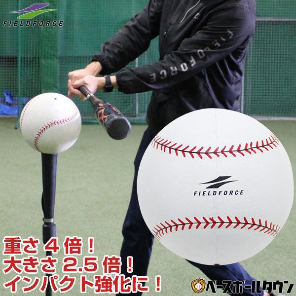 野球 練習 インパクトマッスルボール 直径18cm FIMB-7 トレーニング 絶品 フィールドフォース 限定タイムセール 重量約520g