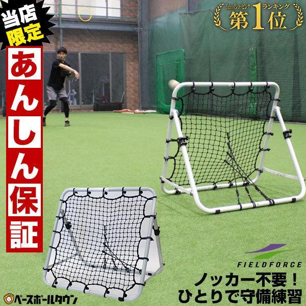 野球 守備 投球練習用ネット 軟式M号 メーカー直売 FPN-8086F2 ラッピング不可 いつでも送料無料 J号対応 フィールドフォース