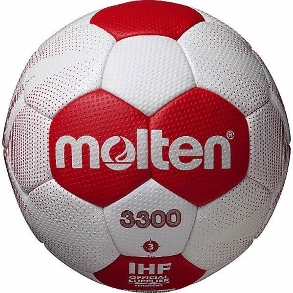 通信販売 モルテン ハンドボール 3号球 ヌエバX3300 男子ハンドボール 数量限定アウトレット最安価格 H3X3300-S0J IHFスペシャルエディション レプリカ球