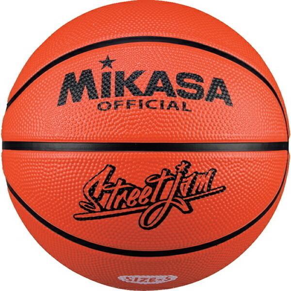 ミカサ 定番から日本未入荷 ミニバスケットボール 5号 豊富な品 B5JMR-O ゴム
