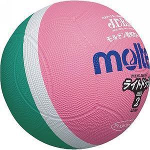 新作 専門店 人気 モルテン ドッジボール ライトドッジ 2号球 SLD2MP メンズ