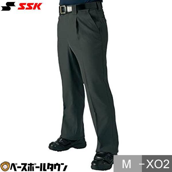 SSK 野球 審判スラックス レプリカアジャスター式 細型 永遠の定番モデル UPW1302A 審判用品 パンツ 大人 メンズ ズボン セール特別価格