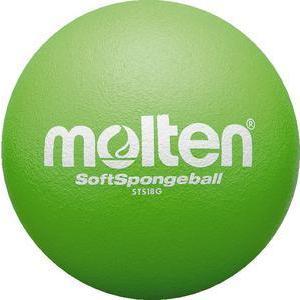 モルテン ドッジボール ソフトスポンジボール STS18G 緑 激安超特価 人気ブランド