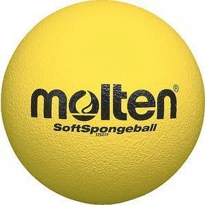 驚きの値段 新作販売 モルテン ドッジボール ソフトスポンジボール STS21Y 黄