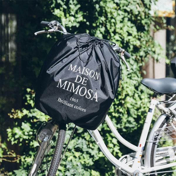 自転車 荷台 カゴ