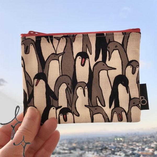 ポケットティッシュ カバー ポーチ ケース 子供 ギフト プレゼント  おしゃれ 可愛い 日本製 (ティッシュポーチ ペンギン柄)|bcolors|08