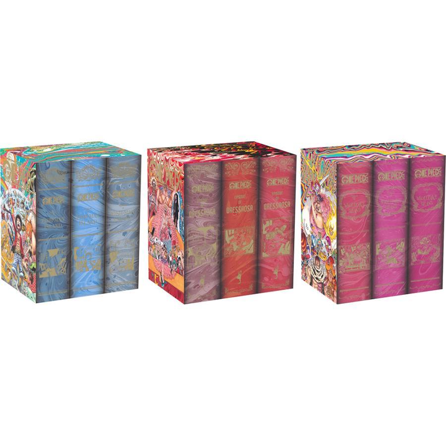 コミック: ONE PIECE(ワンピース)第三部BOX EP7-9 セット 新品 全巻セット|bdrop