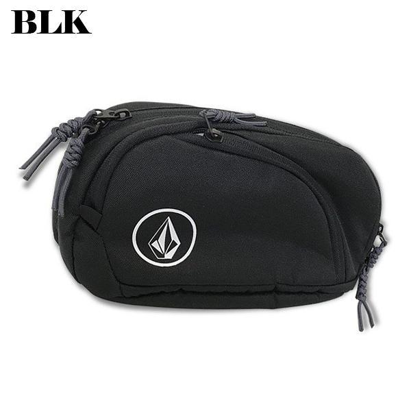 ボルコム ボディバック 人気 ブランド メンズ ウエストポーチ ワンショルダー 斜めがけ 黒 ブラック サイズ調整可 20代 30代 40代 プレゼント VOLCOM  D6511650|beachdays|02