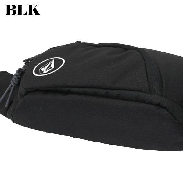 ボルコム ボディバック 人気 ブランド メンズ ウエストポーチ ワンショルダー 斜めがけ 黒 ブラック サイズ調整可 20代 30代 40代 プレゼント VOLCOM  D6511650|beachdays|11
